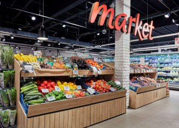 Mounting solutions for Carrefour Market in Spain