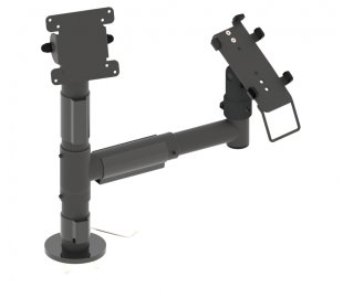 Businesses that are installing POS mounts