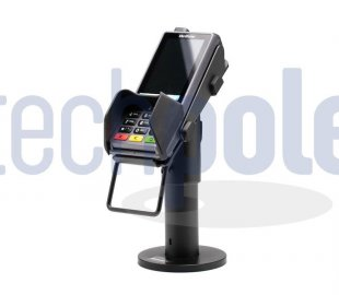 Chip and pin terminal stands
