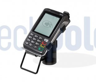 At Techpole we have launched a stand for the new Ingenico chip and pin model, MOVE 5000.