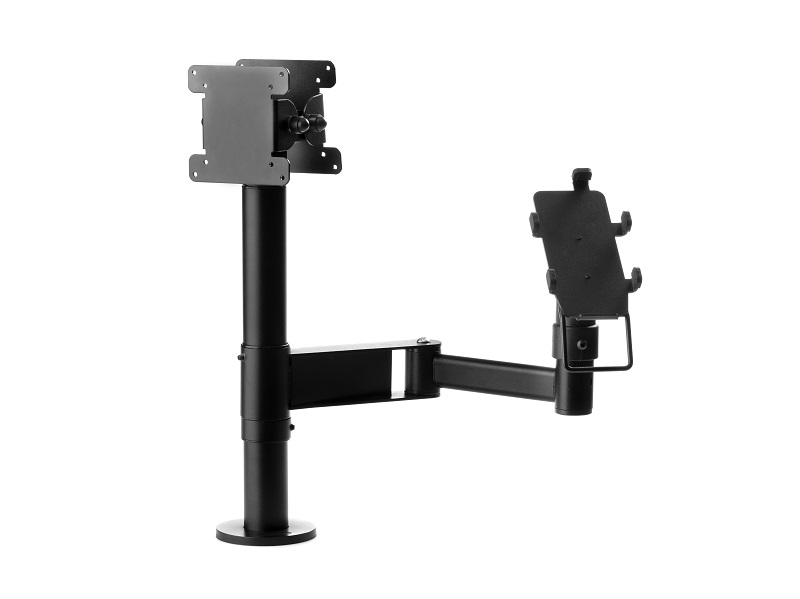 POS articulated mounting solution